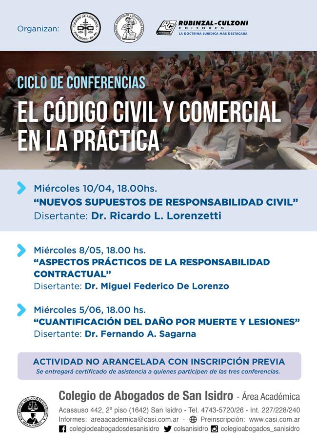 Código Civil y Comercial en la práctica. Conferencias