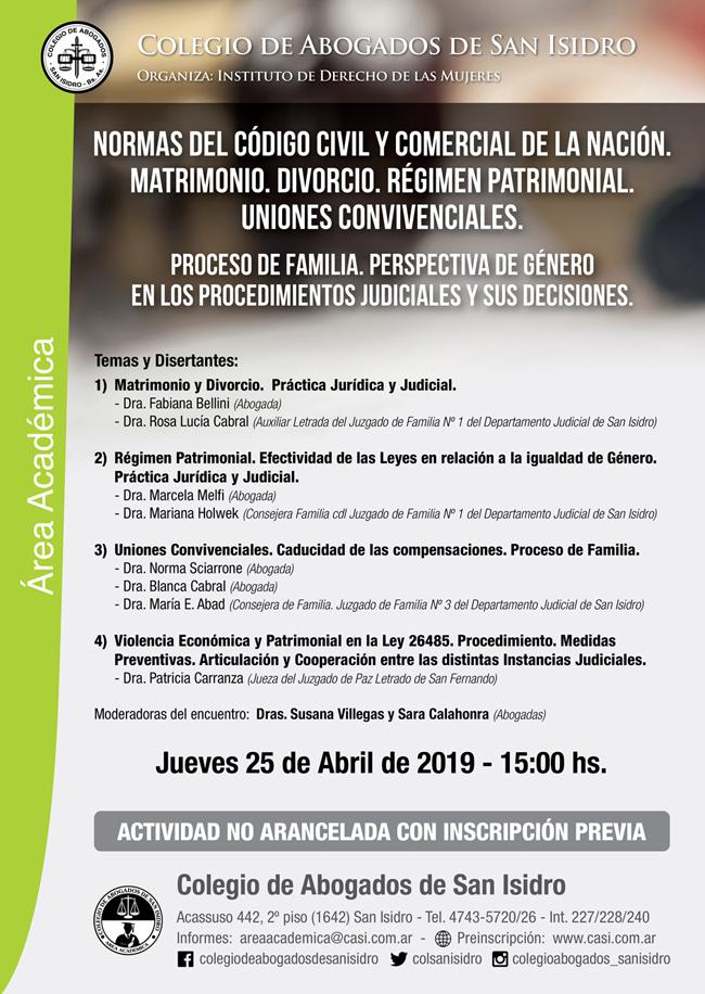 Reunión extraordinaria Inst. Derecho de las Mujeres