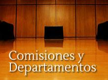 Comisiones y Departamentos