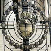 Acceso principal al Congreso de la Nación Argentina