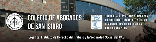 XIII Encuentro Nacional del Foro Federal Derecho Trabajo