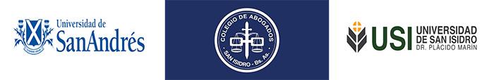 Logos UDESA, USI y CASI