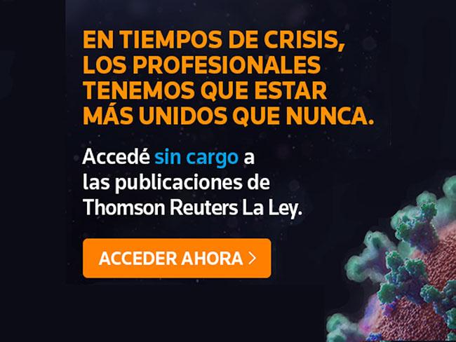 LA LEY ACCESO GRATUITO