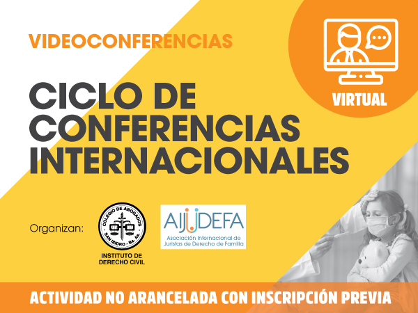 CONFERENCIASINTERNACIONALES