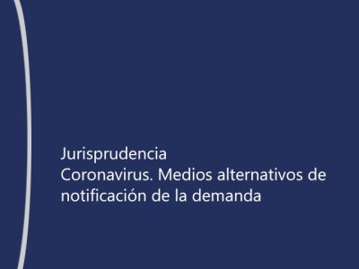 Alternativas de notificación de demanda